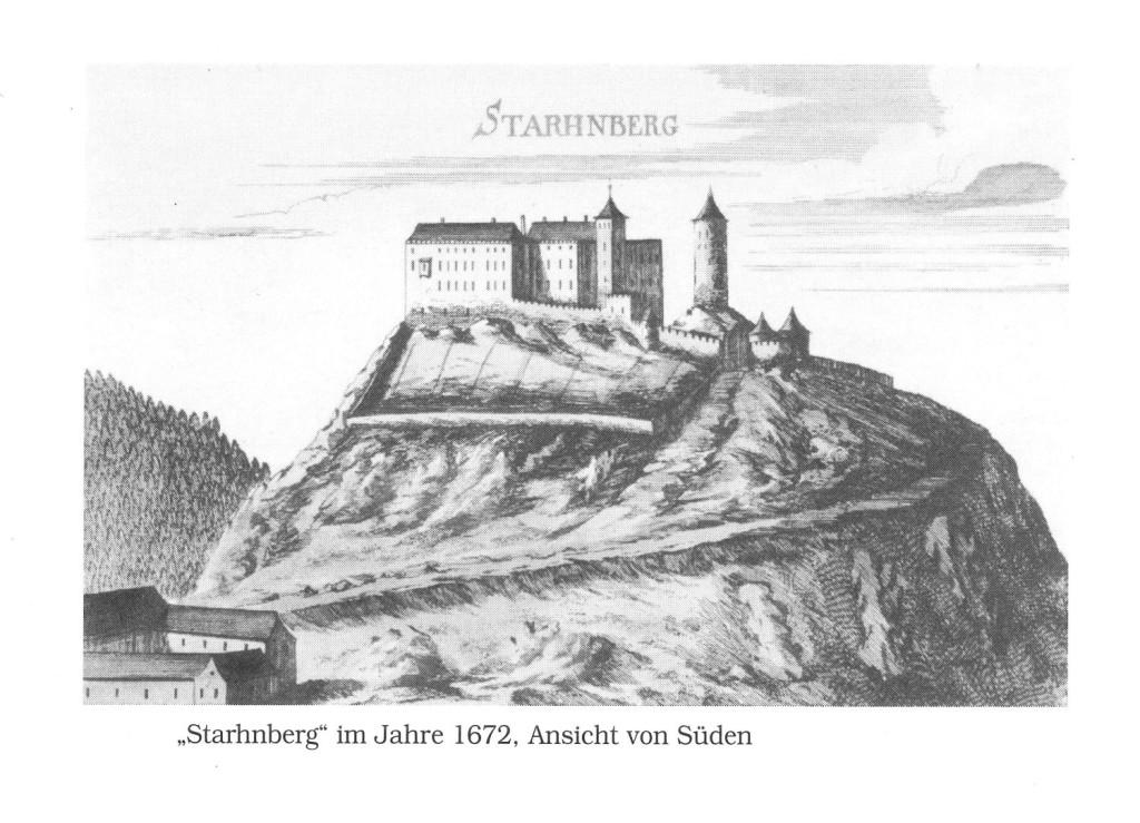 Burg Starhemberg