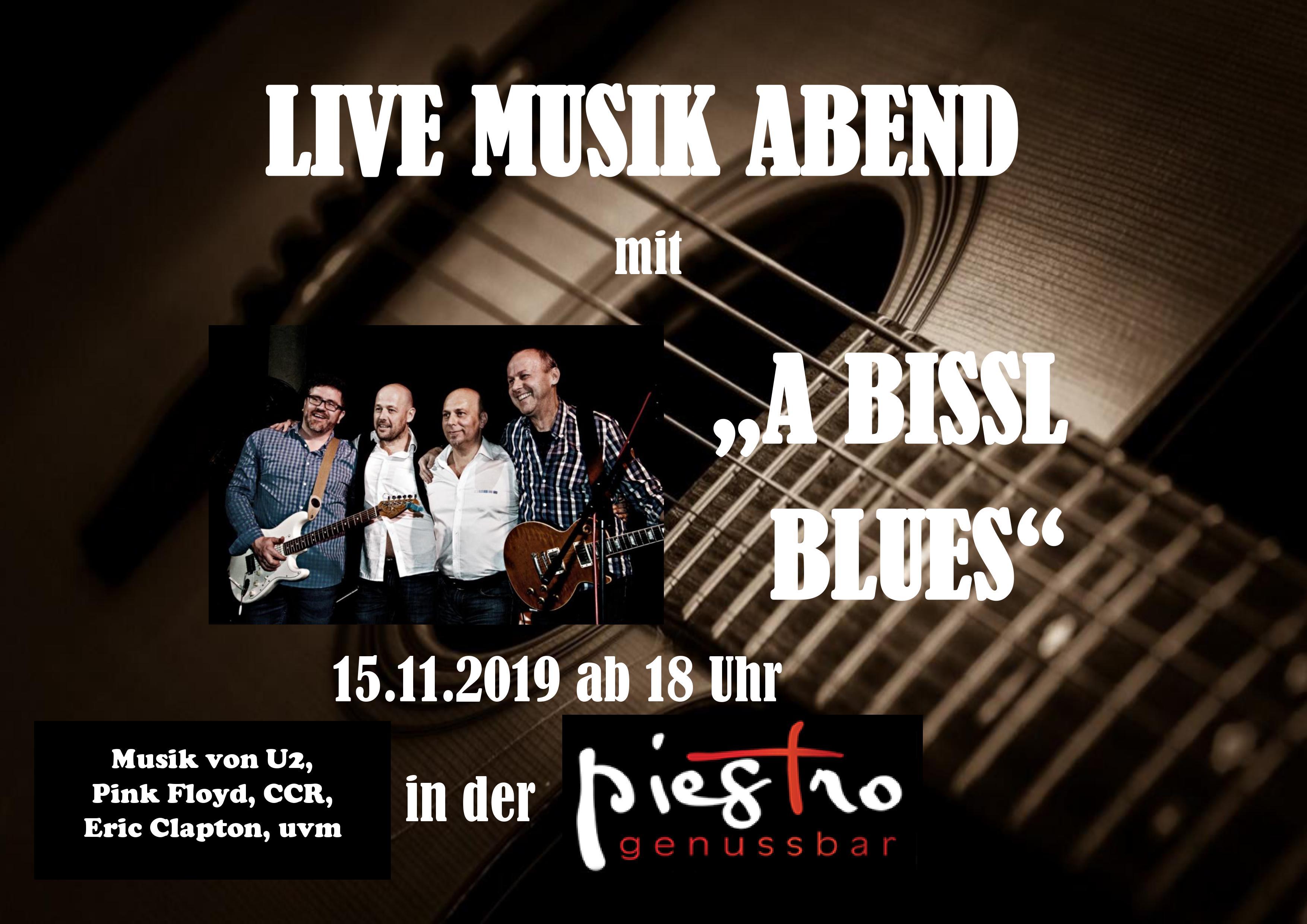 """""""a bissl blues"""""""