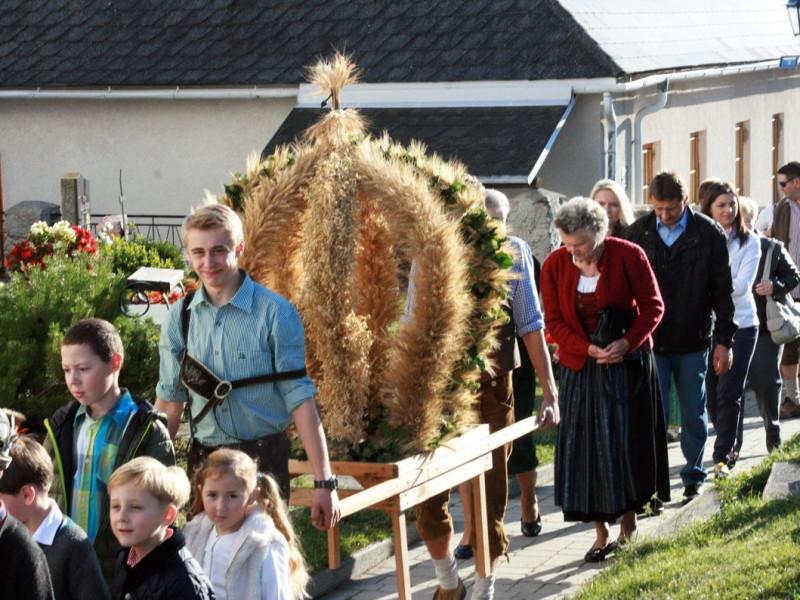 Erntedankfest Dreistetten