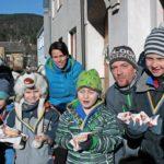 2016 Silvesterlauf - Teilnehmer Kinderstrecke