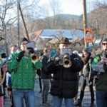 Neujahrsblasen 2017 des Musikvereins Markt Piesting