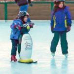 Pinguin Rico im Einsatz