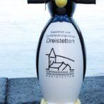 DEV Dreistetten spendet Pinguin