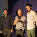 Franz Wöhrer präsentierte das neue Moderationsteam: Stefan Jirak und Simon Postl